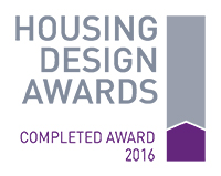 Housing Design Awards 2016 - winners logo